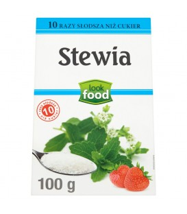 Look Food Stewia 100 g