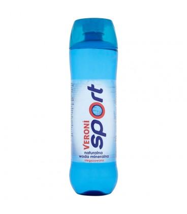 Veroni Sport Naturalna woda mineralna niegazowana 700 ml