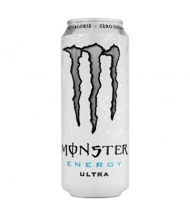 Monster Energy Ultra Gazowany napój energetyczny 500 ml