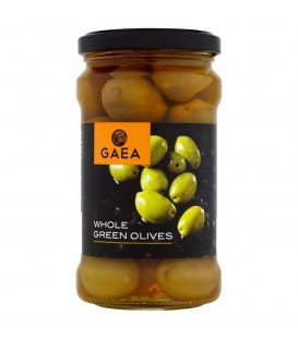 Gaea Zielone oliwki 300 g