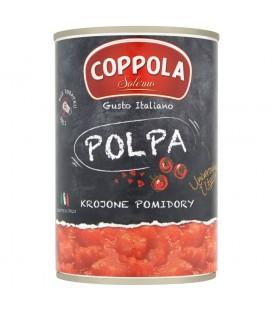 Coppola Krojone pomidory 400 g