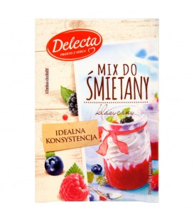 Delecta Mix do śmietany 13 g