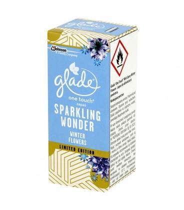 Glade One Touch Winter Flowers Zapas do odświeżacza powietrza 10 ml