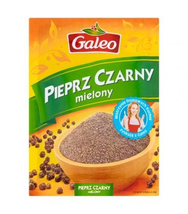 Galeo Pieprz czarny mielony 15 g