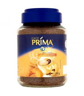 Café Prima Śniadaniowa Rozpuszczalna mieszanka kawy zbożowej i kawy 200 g