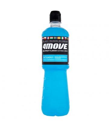4Move Napój izotoniczny niegazowany o smaku wieloowocowym 0,75 l
