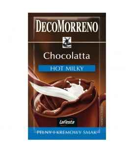 DecoMorreno La Festa Chocolatta Hot Milky Napój instant 25 g