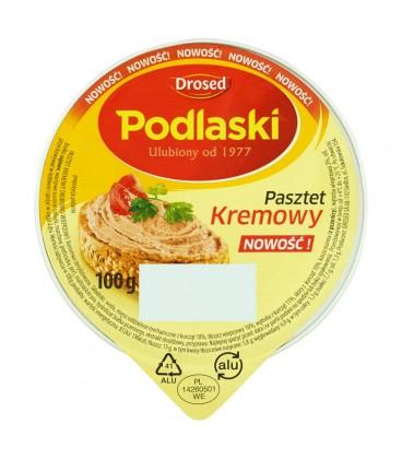 Drosed Podlaski Pasztet Kremowy 100 g