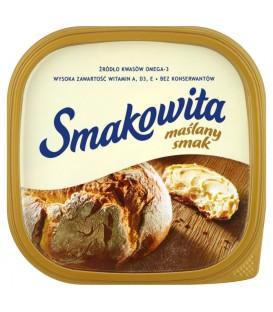 Smakowita maślany smak Margaryna 450 g