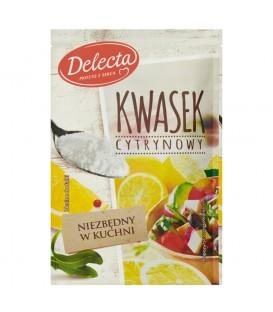 Delecta Kwasek cytrynowy 20 g