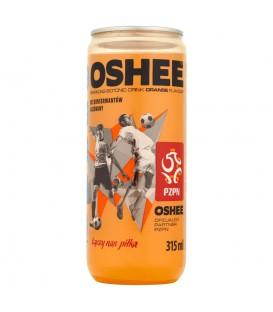 Oshee Napój izotoniczny gazowany o smaku pomarańczowym 315 ml