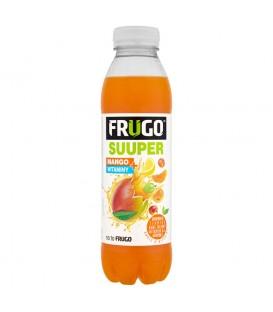 Frugo Suuper Mango + witaminy Napój wieloowocowy niegazowany 500 ml