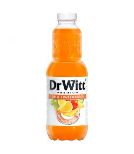 DrWitt Premium Odporność Multiwitamina Napój 1 l