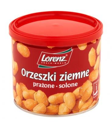 Lorenz Orzeszki ziemne prażone solone 140 g