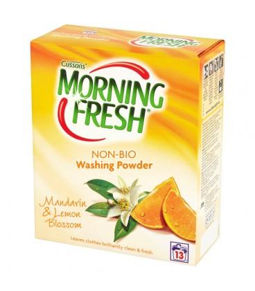 Morning Fresh Mandarin & Lemon Blossom Uniwersalny proszek do prania 867 g (13 prań)