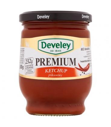 Develey Ketchup Premium pikantny 300 g