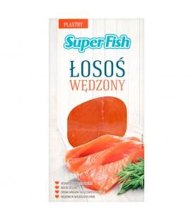 SuperFish Łosoś wędzony 100 g