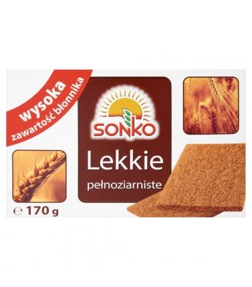 Sonko Pieczywo Lekkie pełnoziarniste 170 g