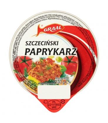 GRAAL Szczeciński paprykarz 130 g