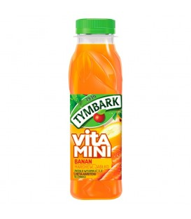 Tymbark Vitamini Banan marchew jabłko Sok 300 ml