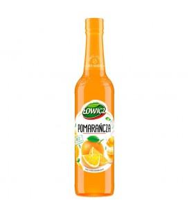 Łowicz Syrop o smaku pomarańczowym 400 ml