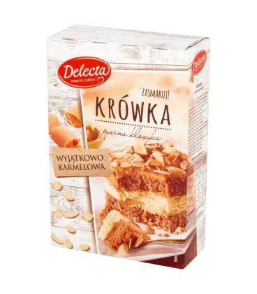 Delecta Krówka Ciasto w proszku 530 g