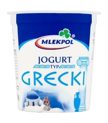 Mlekpol Jogurt typ grecki 350 g