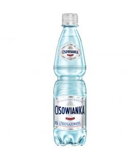 Cisowianka Naturalna woda mineralna lekko gazowana niskosodowa 0,5 l