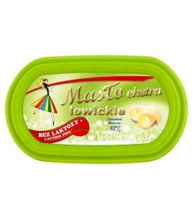 Łowicz Masło ekstra łowickie bez laktozy 125 g