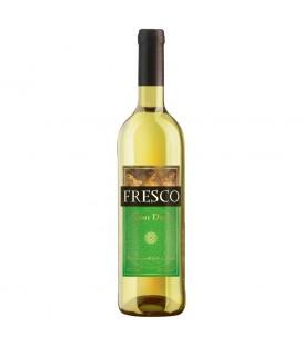 Fresco Wino białe półwytrawne polskie 750 ml