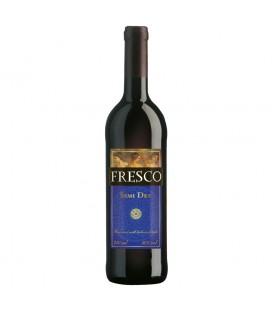 Fresco Wino czerwone półwytrawne polskie 750 ml