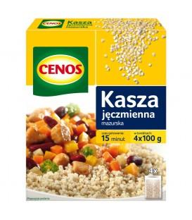 Cenos Kasza jęczmienna mazurska 400 g (4 torebki)
