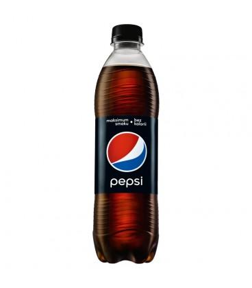 Pepsi Max Napój gazowany 0,5 l
