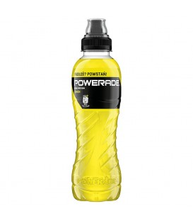 Powerade ION4 Lemon Napój izotoniczny 500 ml