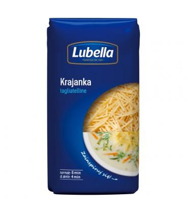 Lubella Tagliatelline Makaron Krajanka 400 g