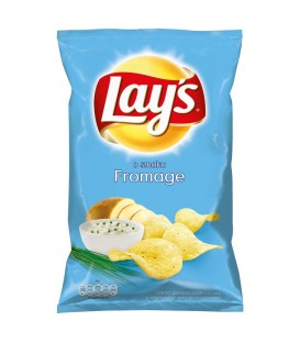 Lay's o smaku Fromage Chipsy ziemniaczane 140 g