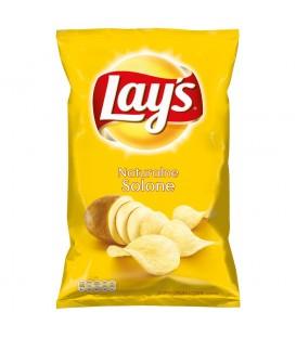 Lay's Naturalne solone Chipsy ziemniaczane 140 g
