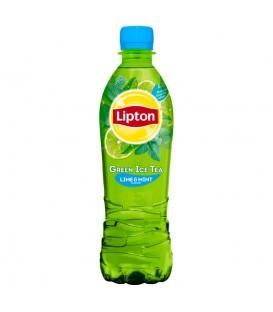 Lipton Ice Tea Green Lime & Mint Napój niegazowany 500 ml