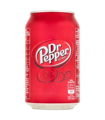 Dr Pepper Napój gazowany 330 ml