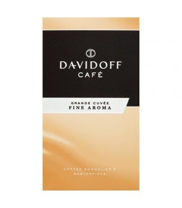 Davidoff Café Grande Cuvée Fine Aroma Kawa palona mielona 250 g