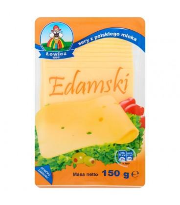 Łowicz Ser Edamski 150 g