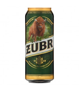 Żubr Piwo jasne 500 ml