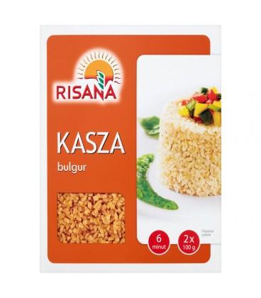 Risana Kasza bulgur 200 g (2 torebki)