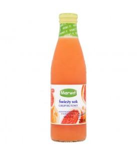 Marwit Świeży sok grejpfrutowy 250 ml