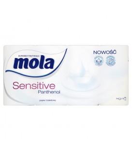 Mola Sensitive Panthenol Papier toaletowy 8 rolek