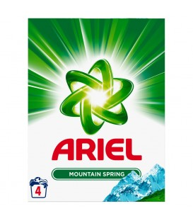 Ariel Mountain Spring Proszek do prania 300 g, 4 prania