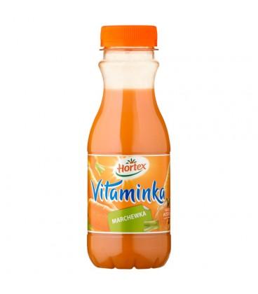 Hortex Vitaminka Marchewka Sok 300 ml