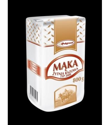 Polgreen Mąka Żytnia 1kg.