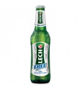 Lech Free 500ml.Butelka
