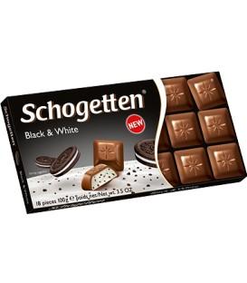 Schogetten black&white 100g